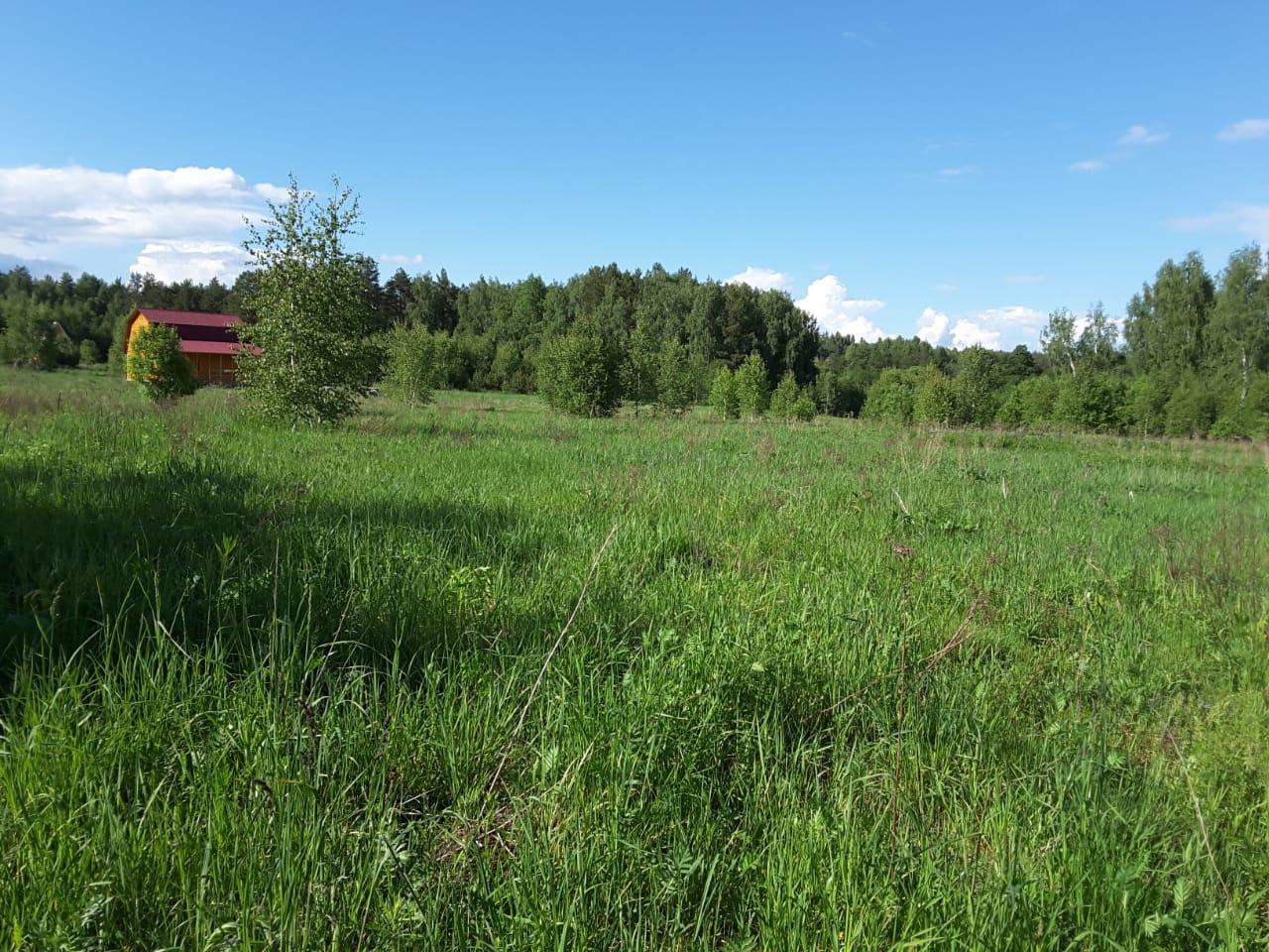 Продается земельный участок в деревне Тимохино ( Багрово),Малоярославецкий район